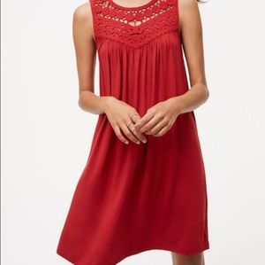 Ann Taylor LOFT Dress Poppy